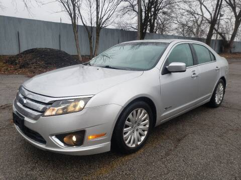 2010 Ford Fusion Hybrid for sale at Flex Auto Sales in Cleveland OH