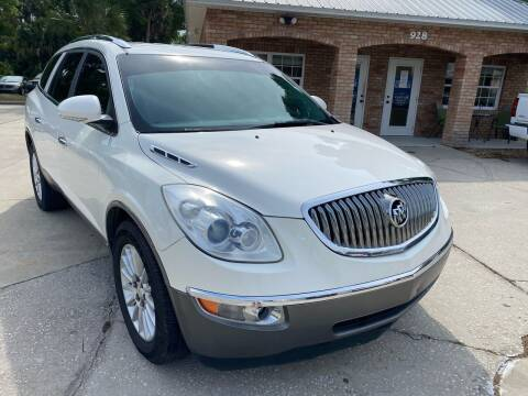 2010 Buick Enclave for sale at MITCHELL AUTO ACQUISITION INC. in Edgewater FL