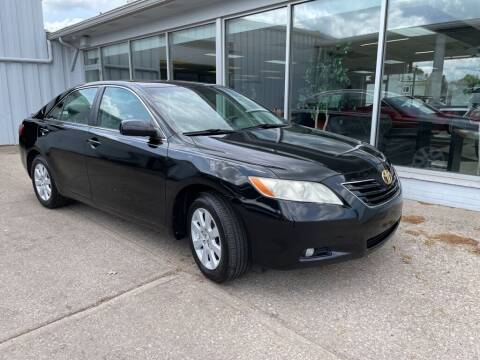 2008 Toyota Camry for sale at Lakeshore Auto Wholesalers in Amherst OH