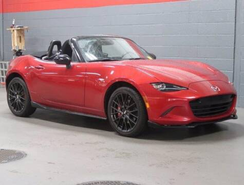 2016 Mazda MX-5 Miata for sale at CU Carfinders in Norcross GA