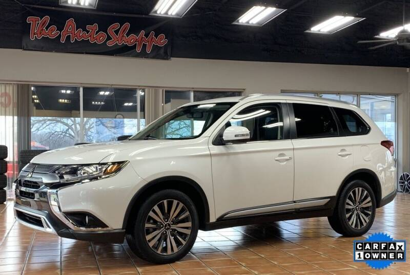 2019 Mitsubishi Outlander for sale at The Auto Shoppe in Springfield MO