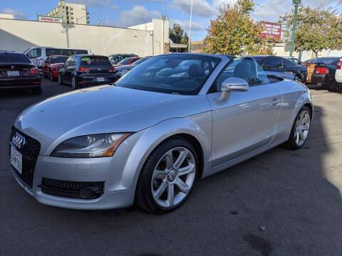 2008 Audi TT for sale at Convoy Motors LLC in National City CA
