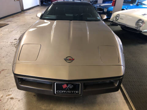 1984 Chevrolet Corvette for sale at Berwyn S Detweiler Sales & Service in Uniontown PA