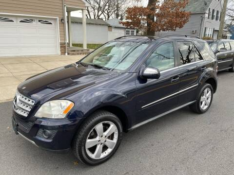 2010 Mercedes-Benz M-Class for sale at Jordan Auto Group in Paterson NJ