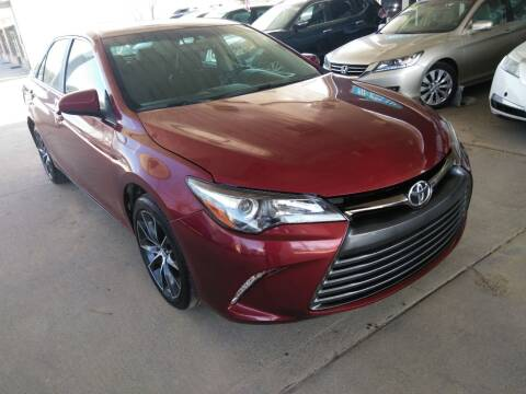 2015 Toyota Camry for sale at Divine Auto Sales LLC in Omaha NE