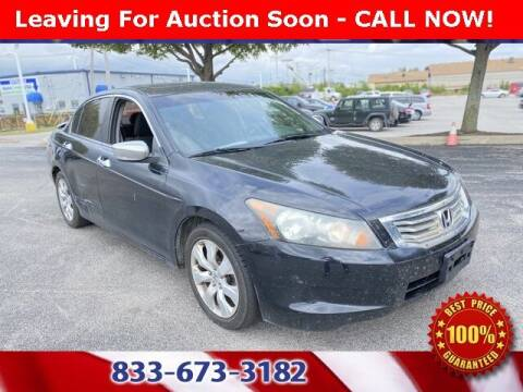 2010 Honda Accord for sale at Glenbrook Dodge Chrysler Jeep Ram and Fiat in Fort Wayne IN