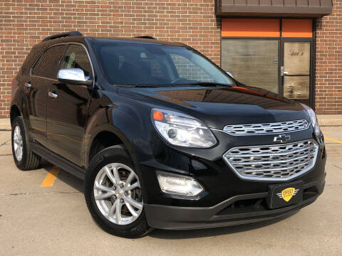 2017 Chevrolet Equinox for sale at Effect Auto Center in Omaha NE