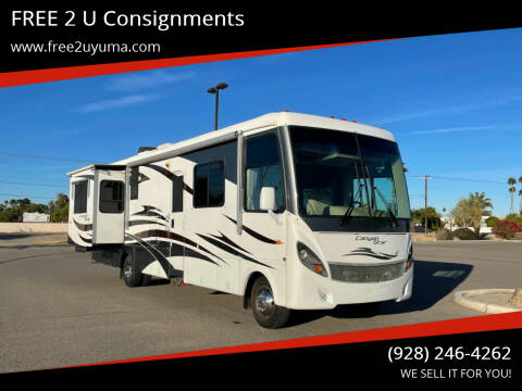 2007 Newmar Canyon Star for sale at FREE 2 U Consignments in Yuma AZ