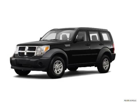 2008 Dodge Nitro for sale at Griffeth Mitsubishi - Pre-owned in Caribou ME