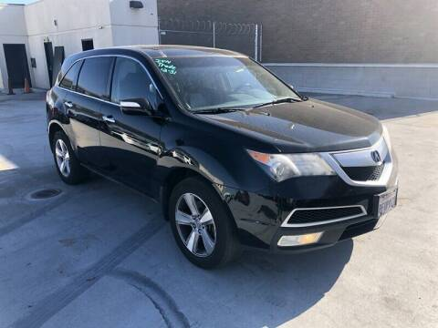 2011 Acura MDX for sale at Boktor Motors in North Hollywood CA