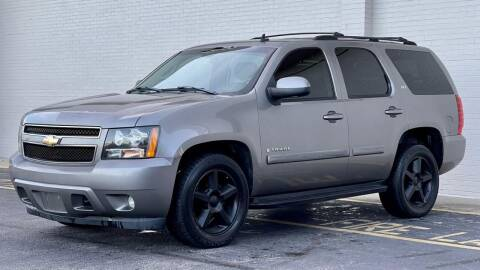 2007 Chevrolet Tahoe for sale at Carland Auto Sales INC. in Portsmouth VA