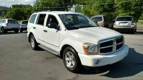 2005 Dodge Durango for sale at DISCOUNT AUTO SALES in Johnson City TN