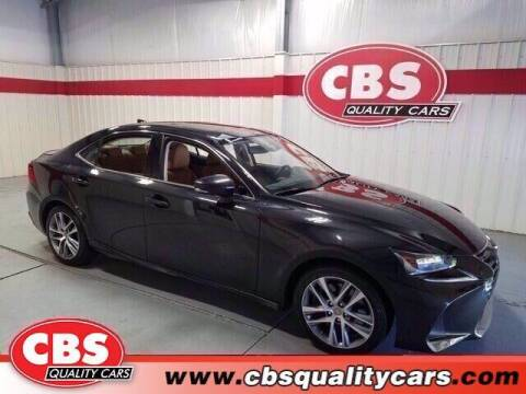 2019 Lexus IS 300 for sale at CBS Quality Cars in Durham NC