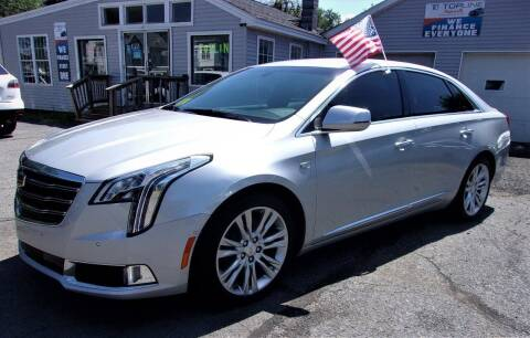 2018 Cadillac XTS for sale at Top Line Import of Methuen in Methuen MA