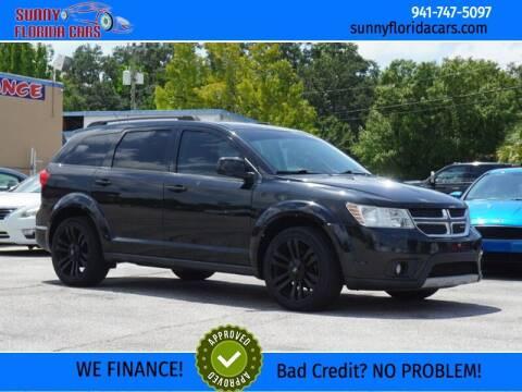 2012 Dodge Journey for sale at Sunny Florida Cars in Bradenton FL