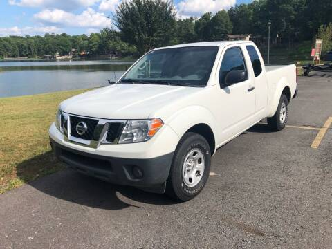 2016 Nissan Frontier for sale at Village Wholesale in Hot Springs Village AR