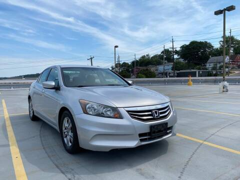 2011 Honda Accord for sale at JG Auto Sales in North Bergen NJ