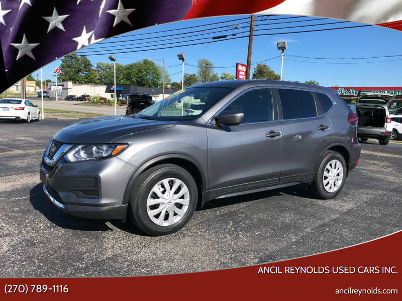 2018 Nissan Rogue for sale at Ancil Reynolds Used Cars Inc. in Campbellsville KY
