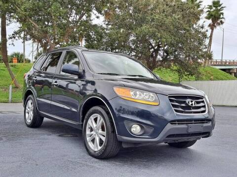 2010 Hyundai Santa Fe for sale at Select Autos Inc in Fort Pierce FL