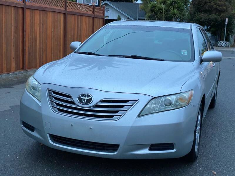 2007 Toyota Camry Hybrid for sale at ZaZa Motors in San Leandro CA