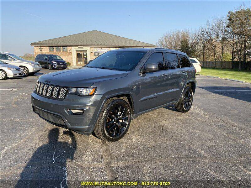 2017 Jeep Grand Cherokee for sale in Overland Park, KS