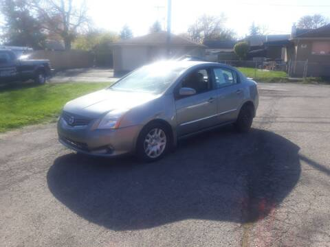 2012 Nissan Sentra for sale at Flag Motors in Columbus OH