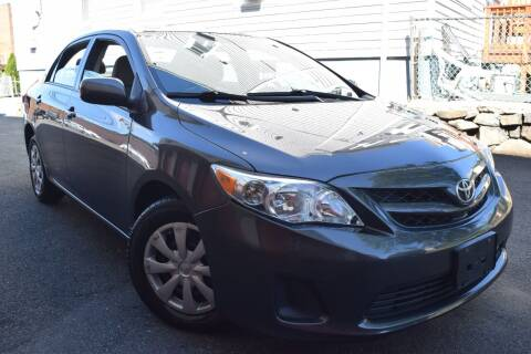 2011 Toyota Corolla for sale at VNC Inc in Paterson NJ