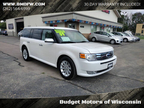2009 Ford Flex for sale at Budget Motors of Wisconsin in Racine WI