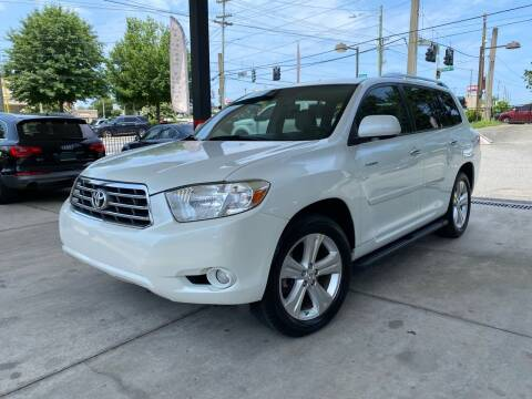 2008 Toyota Highlander for sale at Michael's Imports in Tallahassee FL