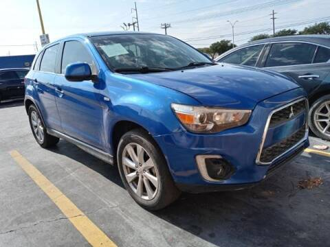 2015 Mitsubishi Outlander Sport for sale at Auto Plaza in Irving TX