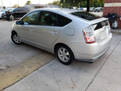 2008 Toyota Prius for sale at El Jasho Motors in Grand Prairie TX