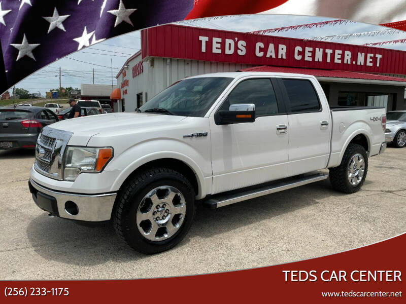 2011 Ford F-150 for sale at TEDS CAR CENTER in Athens AL