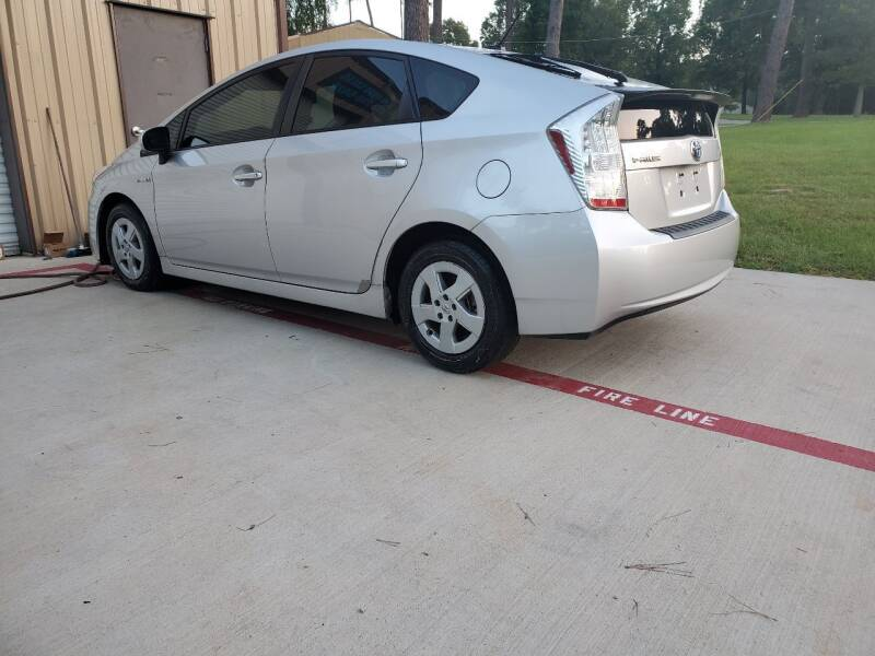 2011 Toyota Prius for sale at Benz auto sales in Willis TX