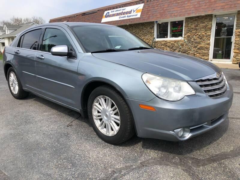 2008 Chrysler Sebring for sale at Approved Motors in Dillonvale OH