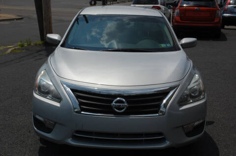 2015 Nissan Altima for sale at D&H Auto Group LLC in Allentown PA