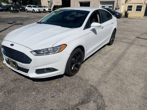 2016 Ford Fusion for sale at PAPERLAND MOTORS - Fresh Inventory in Green Bay WI