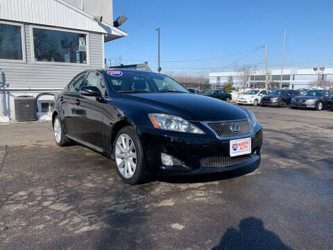 2009 Lexus IS 250 for sale at 355 North Auto in Lombard IL