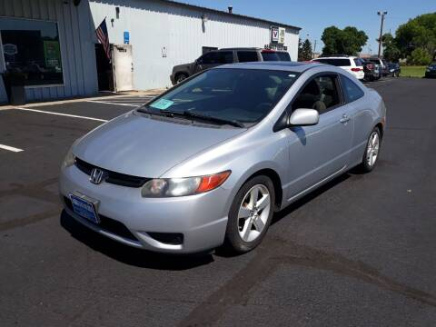2006 Honda Civic for sale at Dakota Cars and Credit LLC in Sioux Falls SD