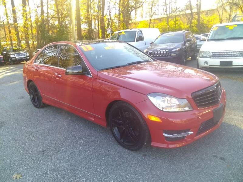2013 Mercedes-Benz C-Class for sale at Import Plus Auto Sales in Norcross GA