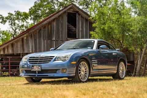2005 Chrysler Crossfire SRT-6 for sale at STREET DREAMS TEXAS in Fredericksburg TX