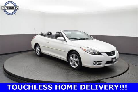 2007 Toyota Camry Solara for sale at M & I Imports in Highland Park IL