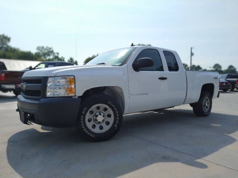 2008 Chevrolet Silverado 1500 for sale at Crossroads Auto Sales LLC in Rossville GA