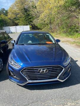 2019 Hyundai Sonata for sale at Discount Auto Inc in Wareham MA