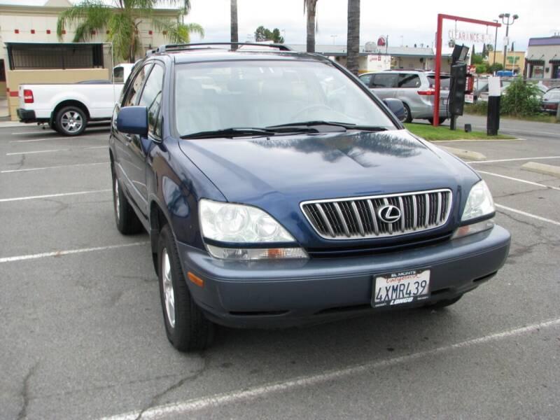 2002 Lexus RX 300 for sale in El Cajon, CA