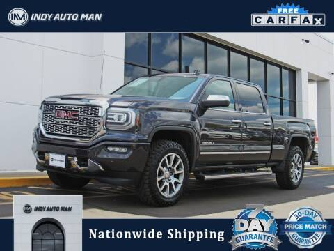 2016 GMC Sierra 1500 for sale at INDY AUTO MAN in Indianapolis IN