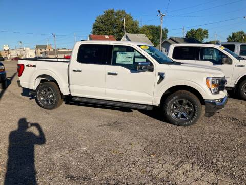 2021 Ford F-150 for sale at Albia Motor Co in Albia IA