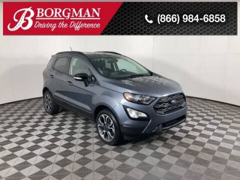 2019 Ford EcoSport for sale at BORGMAN OF HOLLAND LLC in Holland MI