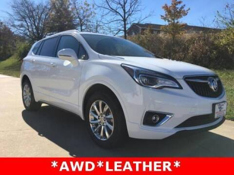 2020 Buick Envision for sale at MODERN AUTO CO in Washington MO