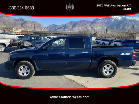 2007 Dodge Dakota for sale at S S Auto Brokers in Ogden UT