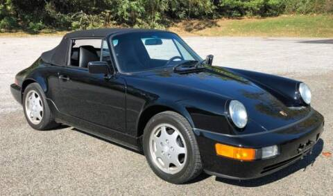 1991 Porsche 911 Carrera for sale at Classic Car Deals in Cadillac MI